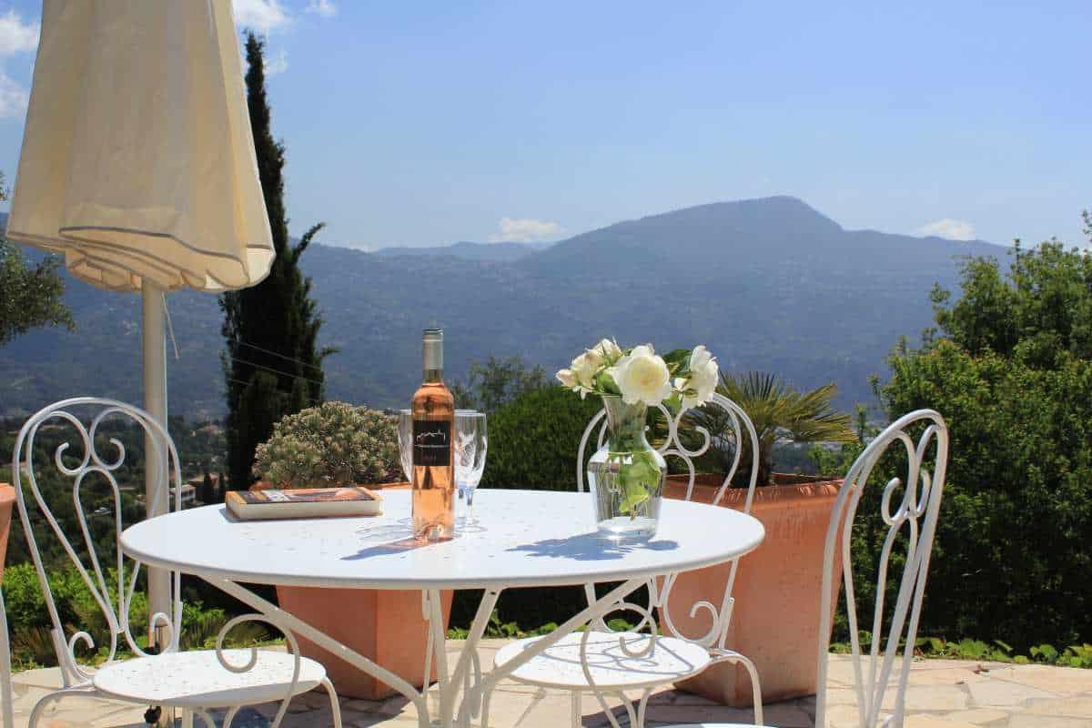romantisk forlænget weekend i Nice Sydfrankrig