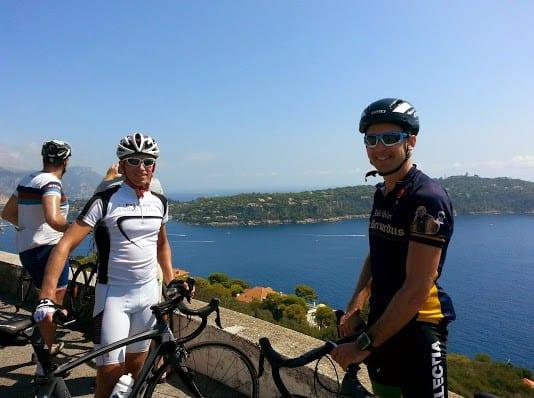 Lav din egen cykelrejse, lej eventuelt en racercykel, Provence Sydfrankrig, Villa Romarine