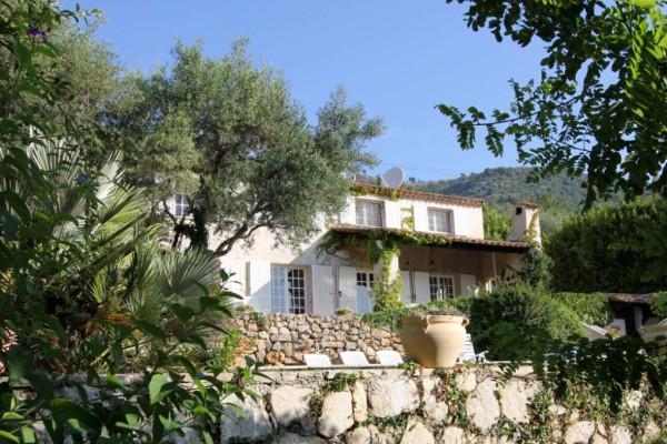 Årstiderne i Provence sommer Villa Romarine KKP Provence.